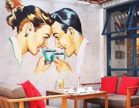 vẽ tranh tường chuyên nghiệp
