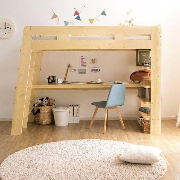 trang trí phòng ngủ nhỏ cho nữ ấn tượng