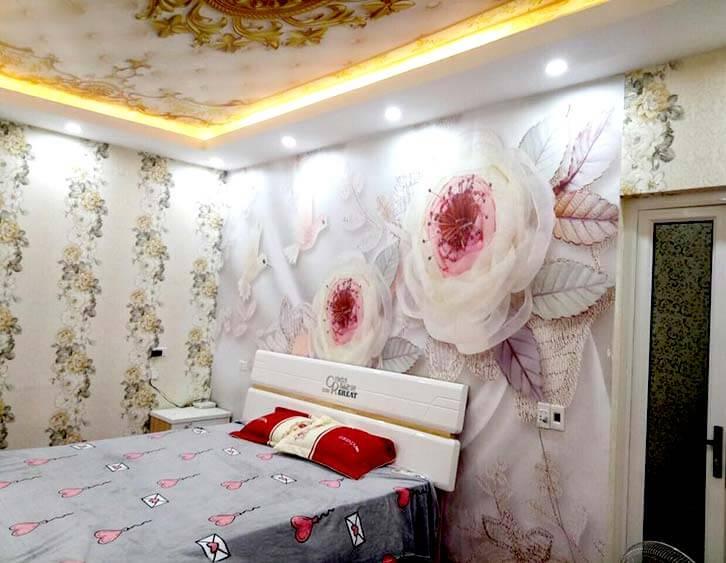 trang trí phòng ngủ nhỏ cho vợ chồng mới cưới