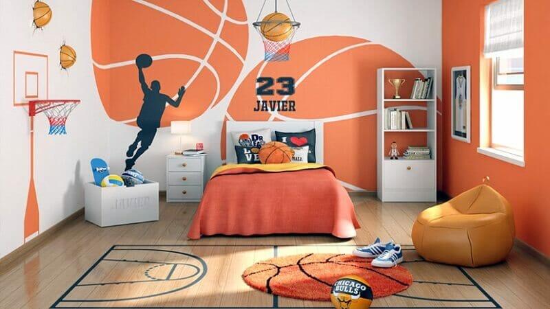 trang trí phòng ngủ nhỏ tiết kiệm không gian