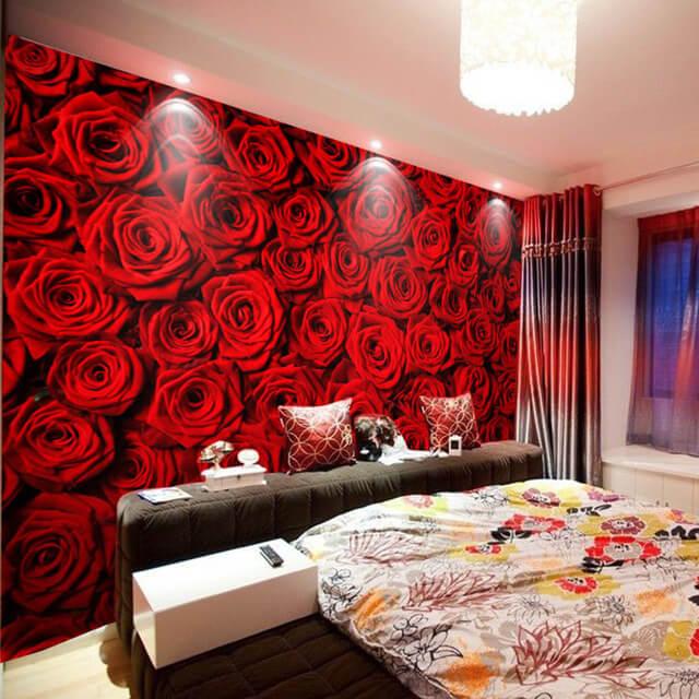Trang trí phòng tân hôn lãng mạn