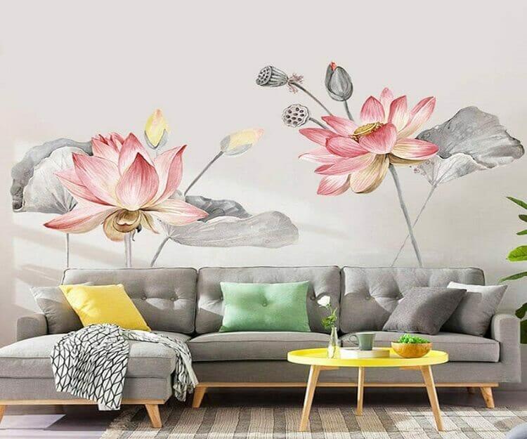 vẽ tranh tường đẹp