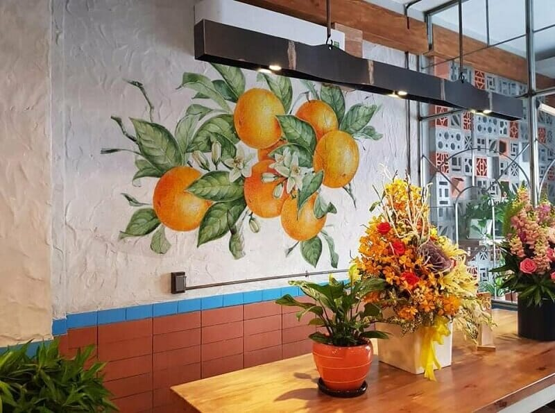 IMG 6148 vẽ tranh tường Mỹ Thuật Fly Art
