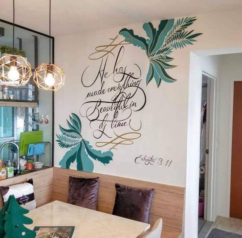IMG 6152 vẽ tranh tường Mỹ Thuật Fly Art