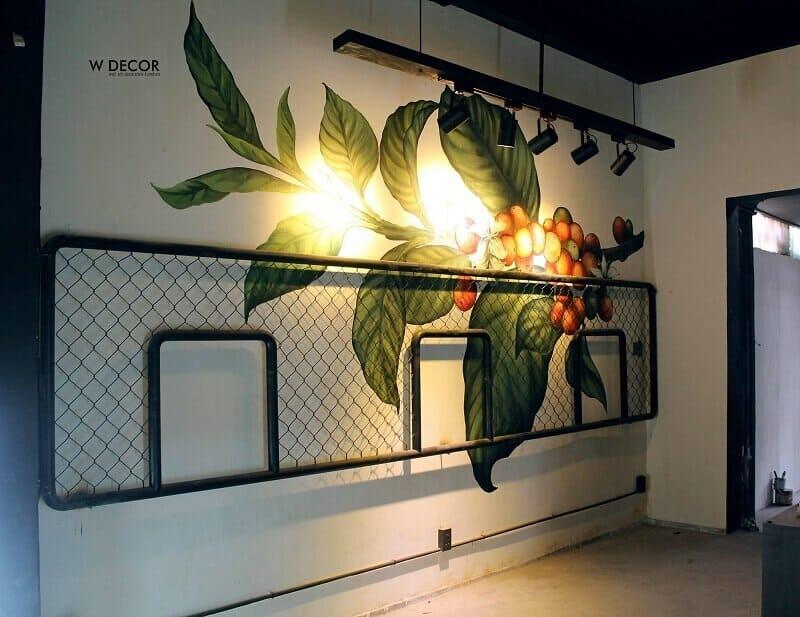 IMG 6178 vẽ tranh tường Mỹ Thuật Fly Art